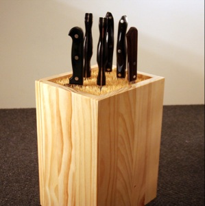 Knife Block Full 2