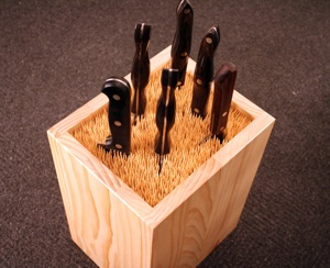 Knife Block Full 3